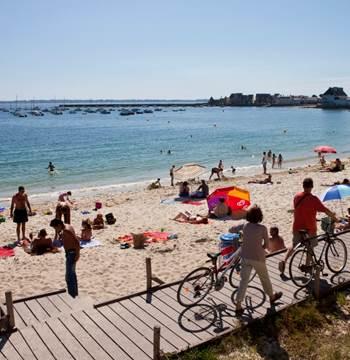 plage-anse-du-stole-ploemeur-Lorient-Morbihan-Bretagne-sud